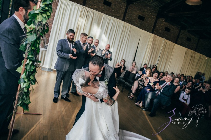 Vetz: Nicki + Adam = Industrial-Chic Wedding by Zorz Studios (45)