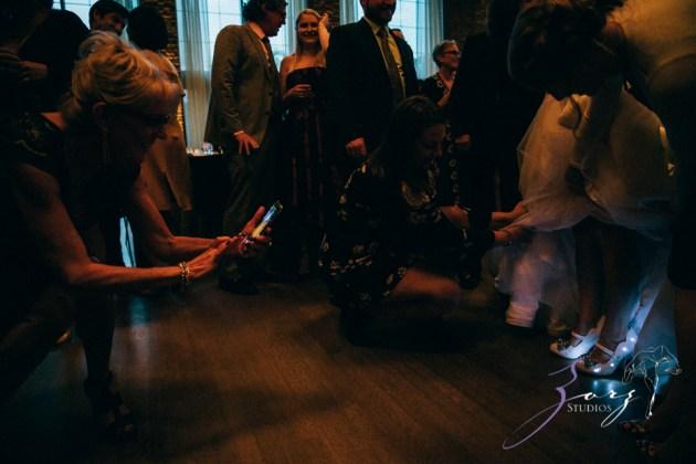 Vetz: Nicki + Adam = Industrial-Chic Wedding by Zorz Studios (20)