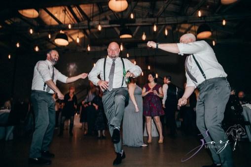 Vetz: Nicki + Adam = Industrial-Chic Wedding by Zorz Studios (2)