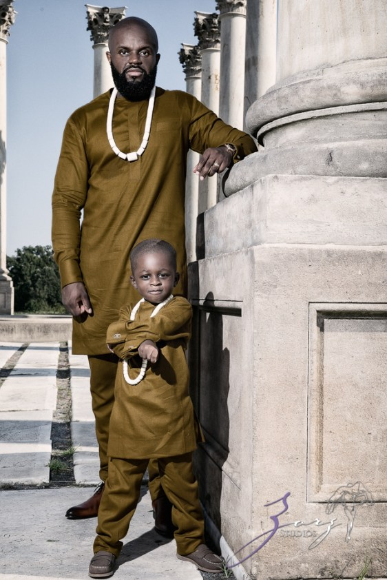 Fam Naija: Vogue-esque Nigerian Family Photoshoot by Zorz Studios (7)