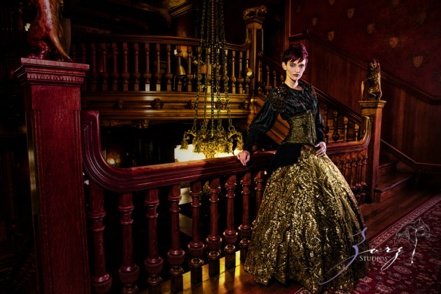 Horst Couture: Dark Fashion in Color by Zorz Studios (28)