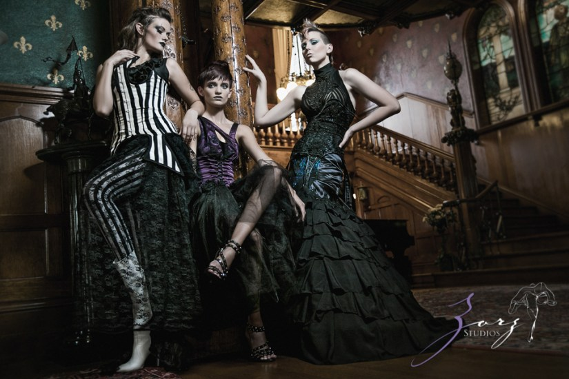 Horst Couture: Dark Fashion in Color by Zorz Studios (22)