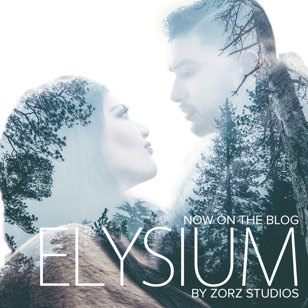 Elysium: Dreamlike Engagement Shoot at Raymondskill Falls by Zorz Studios (1)
