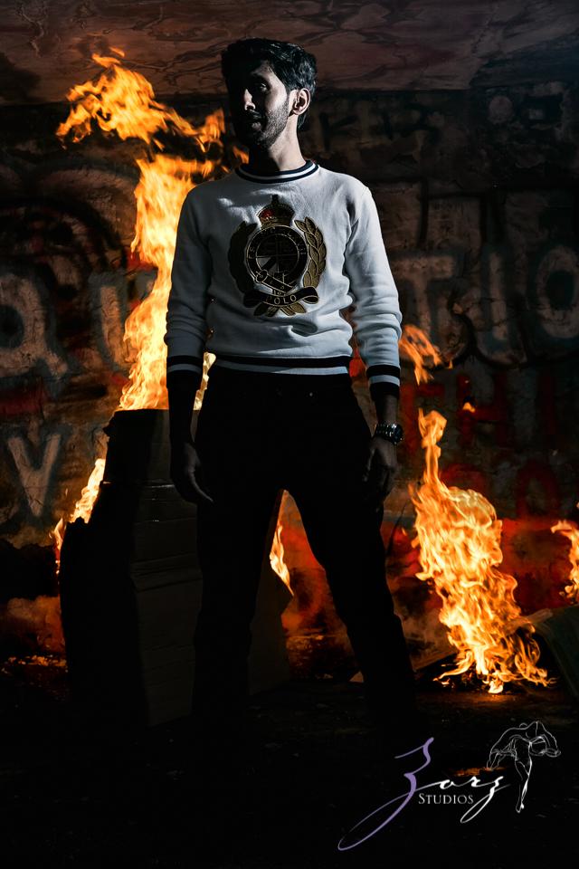 Bollyruth: High-Energy Photoshoot for Young Bollywood Actor Ruthvik Reddy Kondakindi by Zorz Studios (12)