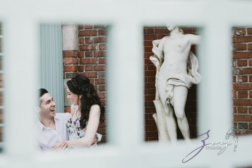 No Bounds: Ilana + Igor = Old Westbury Gardens Engagement Session by Zorz Studios (32)