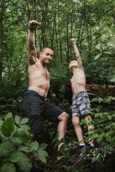 Hijinks: Family Photography in Poconos by Zorz Studios (55)