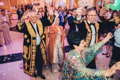 Starlets: Ilana + Igor = Posh Bukharian Jewish Wedding by Zorz Studios (12)