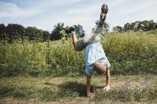Field Trap: Sunflower Field Photoshoot for Three Families by Zorz Studios (10)