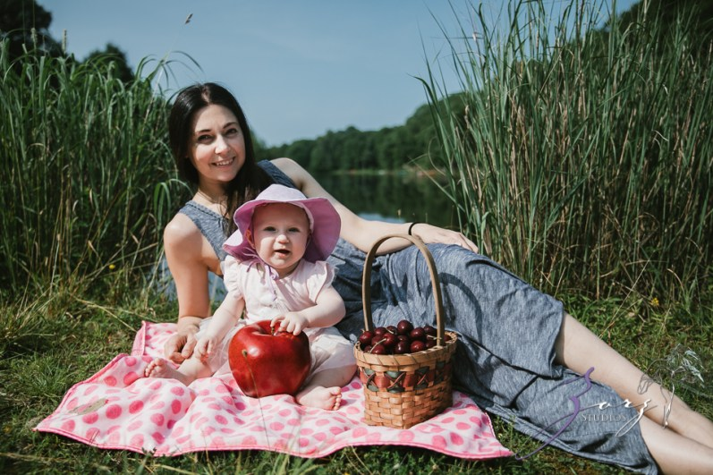 Veyear: Our Baby Girl First Birthday Photoshoot in Poconos by Zorz Studios (2)