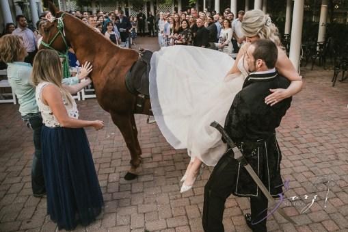 Aslewwish: Modern Viking Wedding in Ohio by Zorz Studios (57)