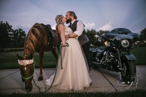 Aslewwish: Modern Viking Wedding in Ohio by Zorz Studios (38)