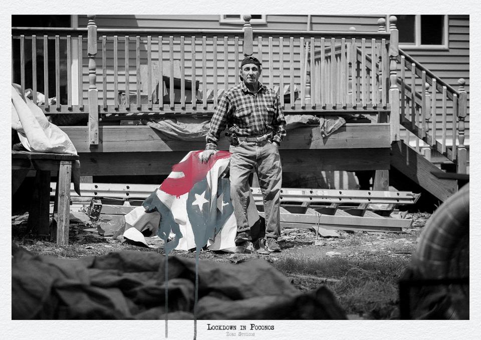Porch Portraits: Lockdown in Poconos by Zorz Studios (37)