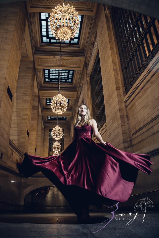 Rising: 18th Birthday Photoshoot in Gotham by Zorz Studios (29)