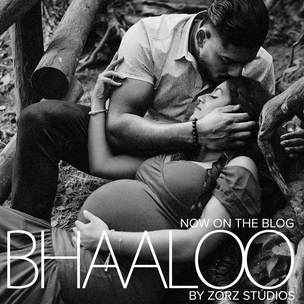 Bhaaloo: Maternity Session by Raymondskill Falls by Zorz Studios (2)