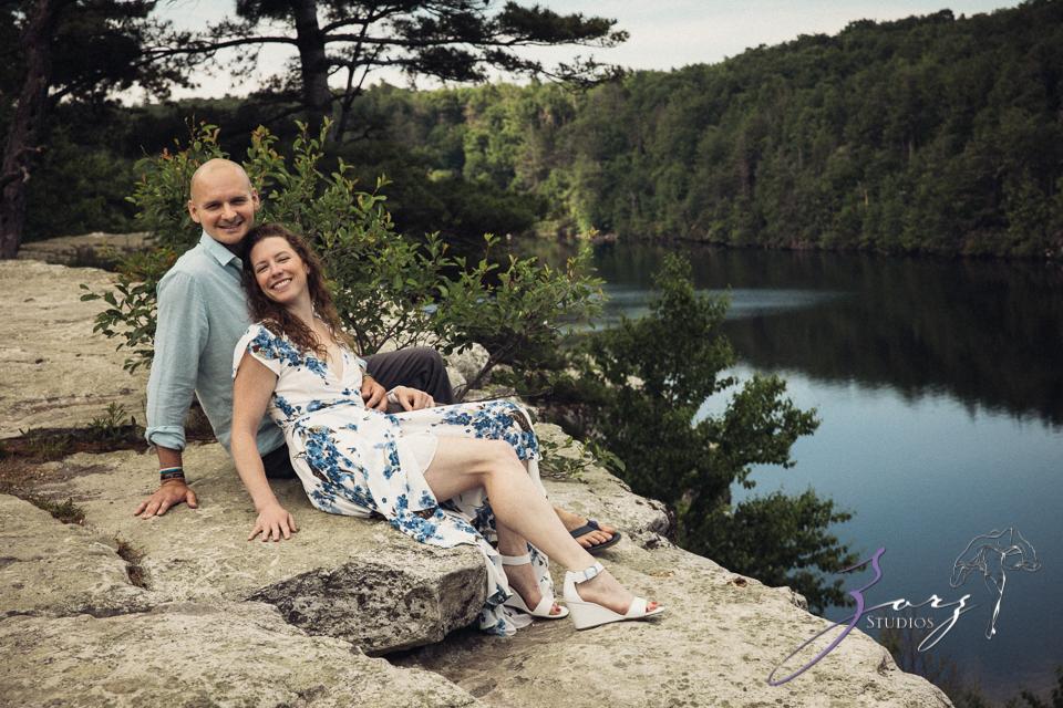 High: Lake Minnewaska Engagement by Zorz Studios (28)