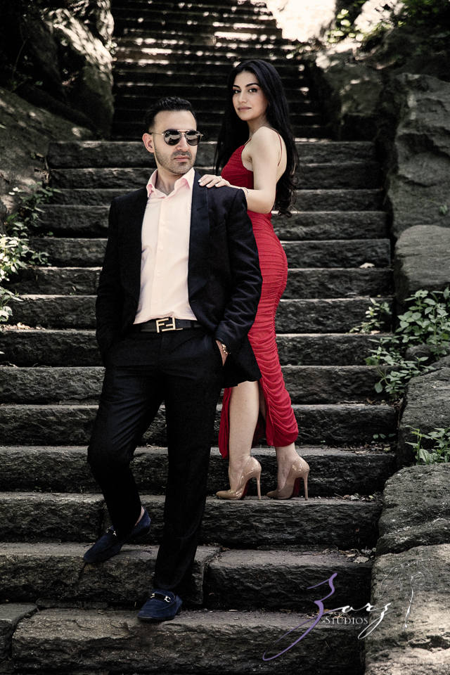 Shades: All-Day Chic Engagement Session in NYC by Zorz Studios (33)