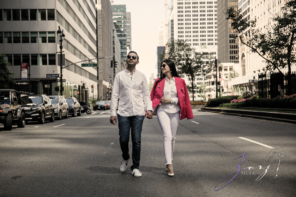 Shades: All-Day Chic Engagement Session in NYC by Zorz Studios (26)
