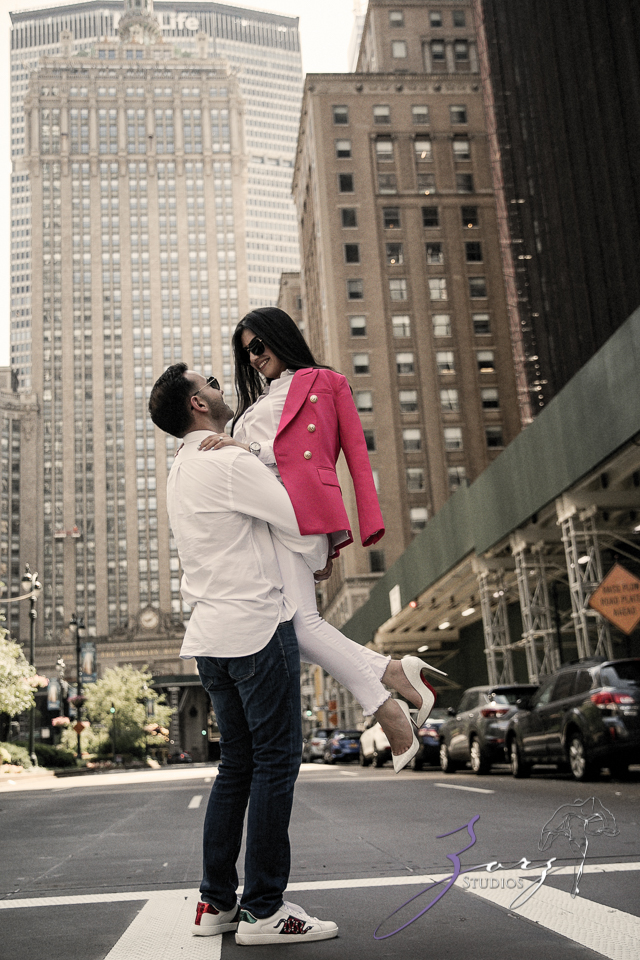 Shades: All-Day Chic Engagement Session in NYC by Zorz Studios (25)