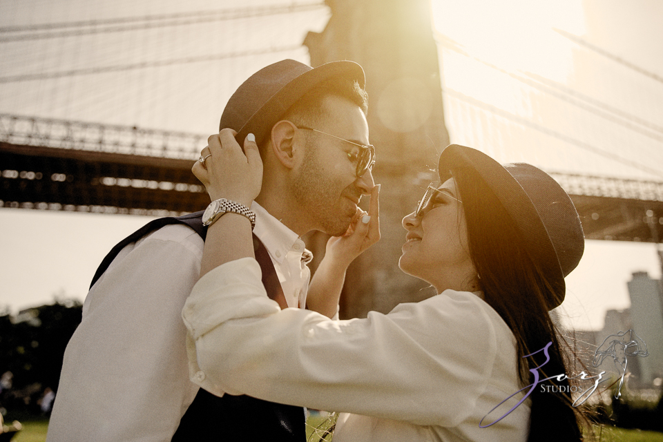 Shades: All-Day Chic Engagement Session in NYC by Zorz Studios (22)