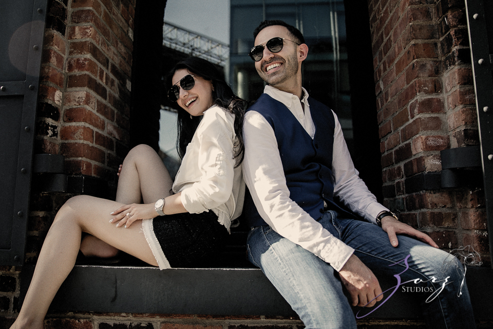Shades: All-Day Chic Engagement Session in NYC by Zorz Studios (17)