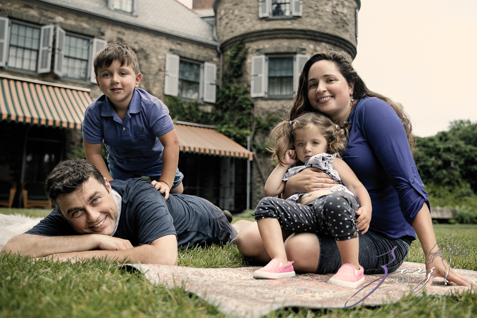 Antifam: Grey Towers Family Photoshoot Bloopers by Zorz Studios