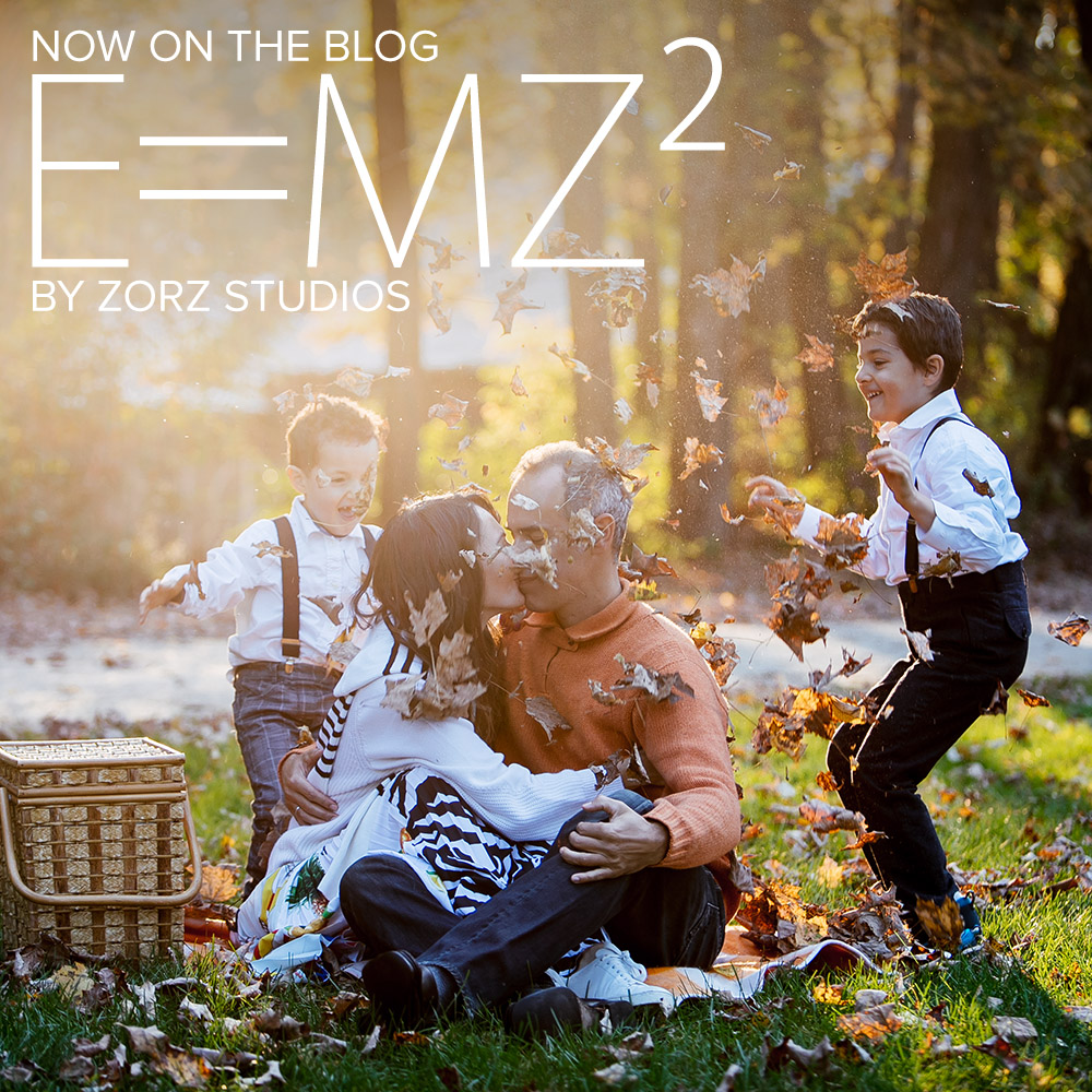 MZ Squared: Fall Foliage Family Photos by Zorz Studios
