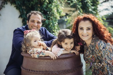 Paidia: Greek Family Photography in Westchester by Zorz Studios