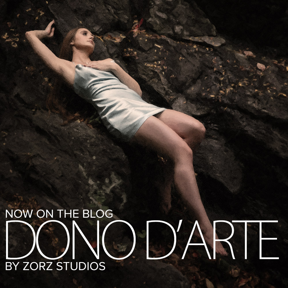 Dono d'Arte: Romantic Birthday Gift of Photography Art by Zorz Studios