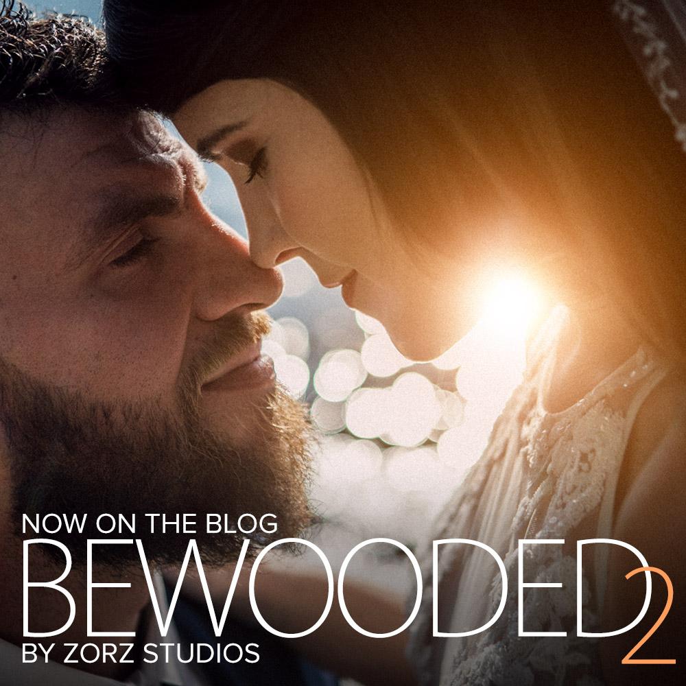 Bewooded 2: Poconos Wedding at Silver Birches, Lake Wallenpaupack by Zorz Studios
