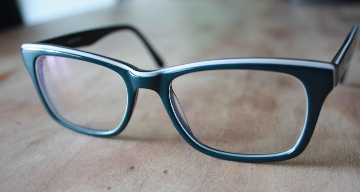 nieuwe bril zosammieenzo