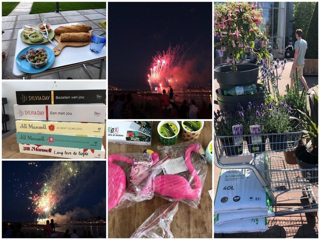 collage vakantie 2018