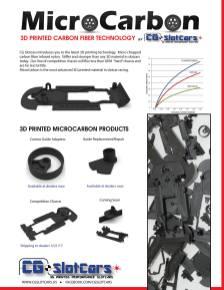 Telai Micro Carbon in stampa 3DP-4