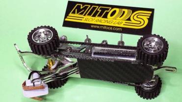 chassis raid 75mm-7
