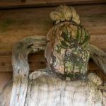 長谷寺山門の仁王像