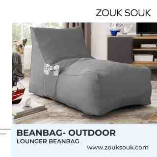 A lounger, couch, bed, and beanbag all in one is a truly versatile addition to your indoor and outdoor space. Visit - Link in bio  #YourComfortCompanion #Kuwait #beanbag #kuwaiti #onlineshopping #Decor #decoration #zouksouk #homedecor #officedecor #furniture #furnituredesign #interiordesign  #غرفةمعيشة ‏#غرفطعام #غرفه_نوم #تصميمداخلى #ديكور #ديكوراتخارجية #ديكوراتفخمه #تصميمحدائق