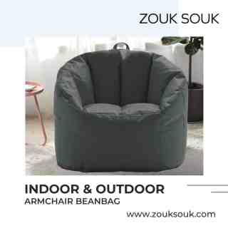 Ultimate relaxation, unique form, modern style armchair beanbag with its perfectly formed shape and stylish look! Visit - Link in bio  #YourComfortCompanion #Kuwait #beanbag #kuwaiti #kuwaitcity #onlineshopping #Decor #decoration #zouksouk #homedecor #officedecor #furniture #furnituredesign #interiordesign #indoorbeanbag #outdoorbeanbag #beanbagchair #armchair  #comfort #cozy #comfy #cozyhome   #غرفةمعيشة ‏#غرفطعام #غرفه_نوم #تصميمداخلى #ديكور #ديكوراتخارجية #ديكوراتفخمه #تصميمحدائق