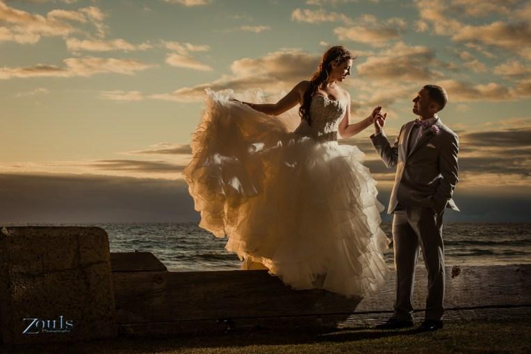 Clare & Taylor's Wedding at North Coast Village