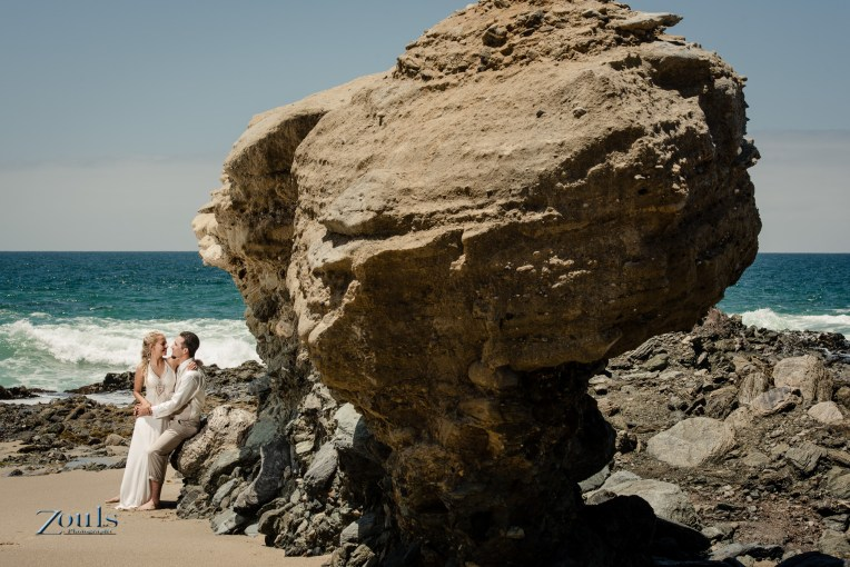 Kira & Damian's  Wedding at Table Rock Beach, Laguna Beach CA