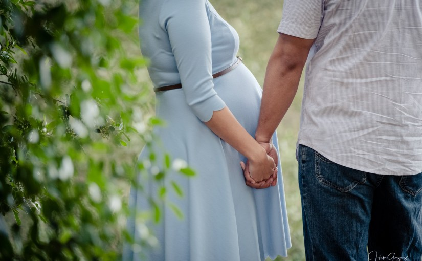 Grace & Joseph Pregnancy Shoot