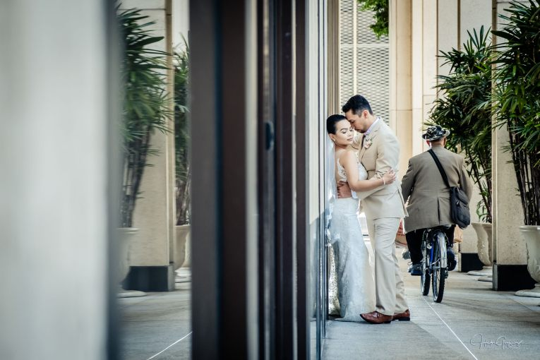 Jessica & Alfred Wedding at the Courthouse and Westgate Hotel