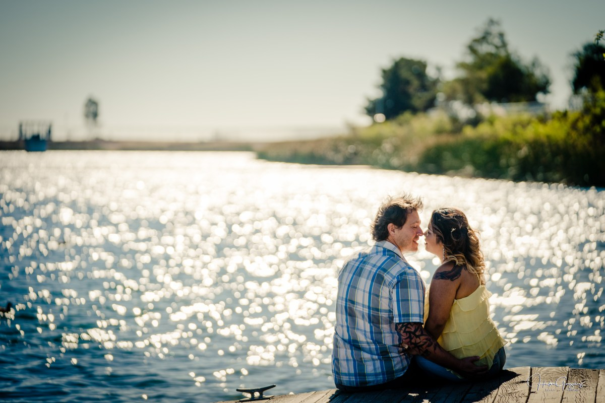 Ann & Jonathan Engagement Session in Lake Miramar & Presidio Park Zouls Photography