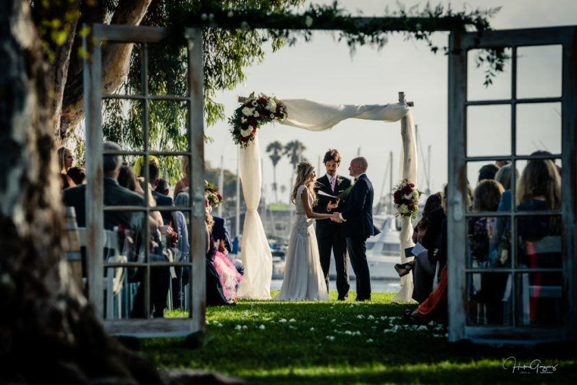 Marina Village Wedding Photography