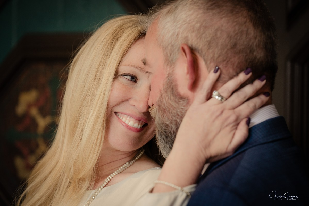 Stacey & Bart new years eve wedding at Balboa Park