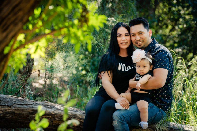 Balboa park Family Portrait Session