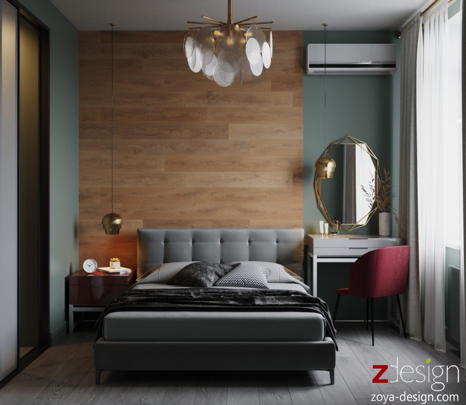ОранджПарк_основная спальня