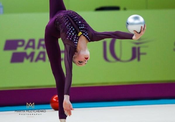 Есть кем гордиться: запорожская гимнастка получила золото ...