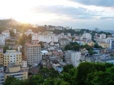 Widok z dzielnicy Santa Teresa na Rio de Janeiro