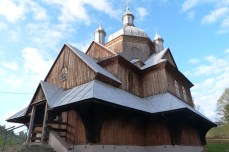 Cerkwie bieszczadzkie