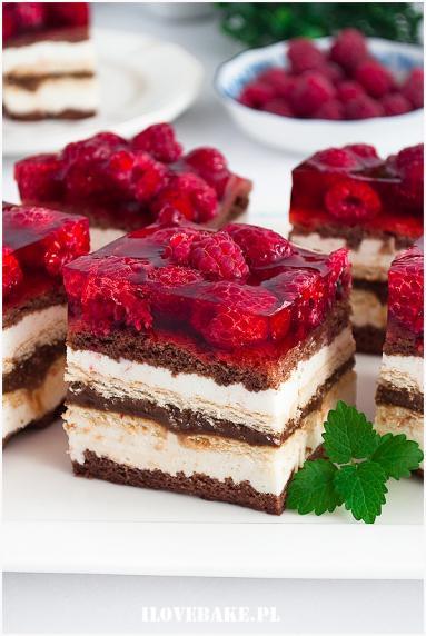 Zdjęcie - Ciasto Balladyna - Przepisy kulinarne ze zdjęciami