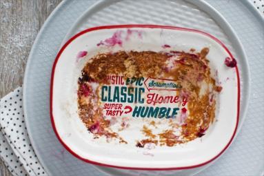 Zdjęcie - Łatwy pudding z wiśniami - Przepisy kulinarne ze zdjęciami